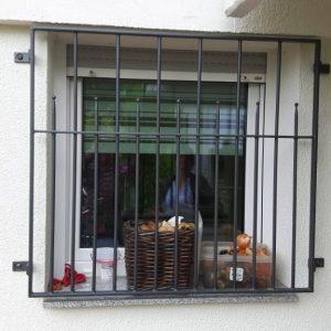 Fenstergitter Heilbronn, Einbruchschutz, Sicherheit, Gitter, modernes Design, Fenstergitter nach Maß